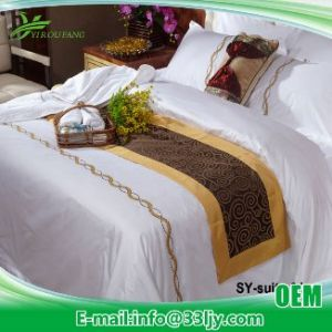 Comfortable Wholesale Pure Cotton Bedding Canada for Kitchen pictures & photos