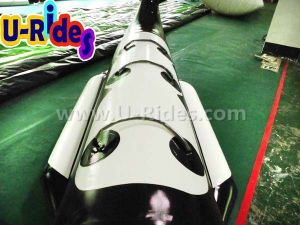 PVC Floating Shark Fly Fish Boat for Adult pictures & photos