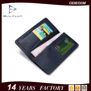 Simple Multi Card Holder Wallet Leather Long Wallet pictures & photos