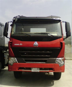 HOWO 6X4 30 Ton Load Tipper with Luxury Cab pictures & photos