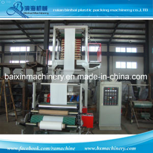 Blown HDPE/LDPE Film Extrusion Machine pictures & photos
