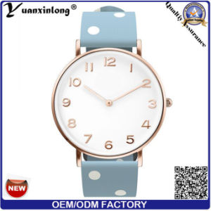 Yxl-112 Wholesale Factory Ladies Watch Spot Leather Hottest Wrist Watch Vogue Charming Lady Dress Watch OEM Custom Watches pictures & photos