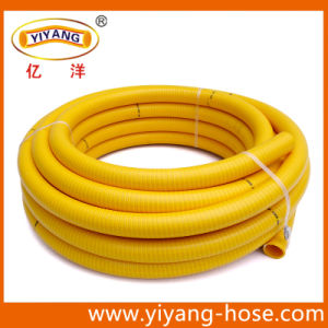 Corrugated Surface Red PVC Suction Hose, Manufacturer pictures & photos