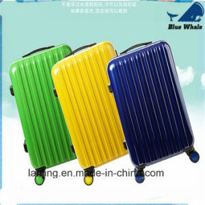 2016 New Fashion ABS+PC Trolley Luggage Bag/Suitcase Luggage pictures & photos