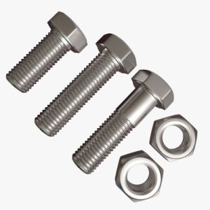 Alloy 750 ASTM B637 Hex Bolt and Nut