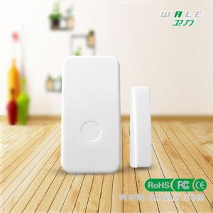 Wireless Door or Window Burglar Magnetic Contact with ABS pictures & photos