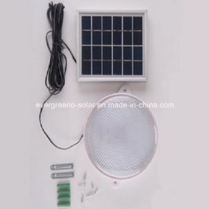 Solar Powered Garden LED Ceiling Lighting Outdoor Solar Street Light pictures & photos