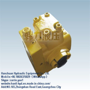 Hydraulic Crawler Backhoe Steel Excavator Pressure Reducing Valve