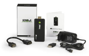 Quad Core Cortex A9 Android 4.4 TV Dongle with 2g RAM, 8g ROM pictures & photos