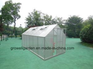 Aluminium Hobby Garden Greenhouse (SW612) pictures & photos