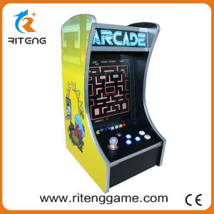 Classic 19 Inch LCD Wooden Cabinet Bartop Arcade Game pictures & photos