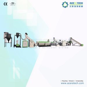 New Technoloty for Uesd PP Woven Bags Recycling Washing Line pictures & photos