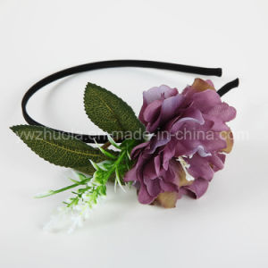 Cute Kids Flower Headband for Party pictures & photos