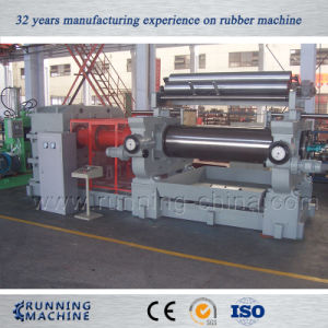 Rubber Two Roll Mixing Mill, Open Mill Exportd to Turkey (Xk-450) pictures & photos