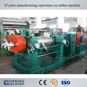 2017 Rubber Sheet Open Two Roll Mixing Mill Machine pictures & photos