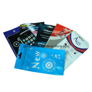 Soft PVC Bags for Cosmetic Packing, with Eco-Friendly Material, Silk Printing pictures & photos