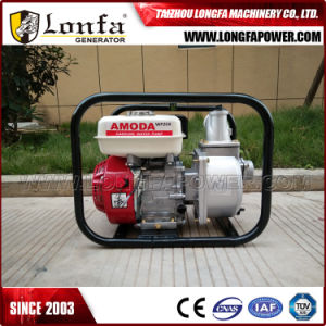 2 Inch Wp20 Agriculture Portable 5.5HP Single Cylinder Gasoline Engine Water Pump for Irrigation pictures & photos