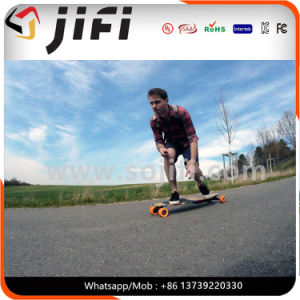 Electric Skateboard Scooter with Remote Control in Outdoor pictures & photos