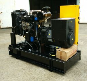 50kw Ricardo Power Diesel Generator Sets pictures & photos