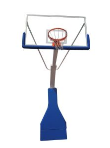 PRO Professional Academy Sports  Electric Hydraulic Basketball Equipment with Wheels pictures & photos