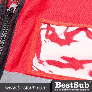 Swallowtail Reflective Vest (Red) (RF0012R) pictures & photos
