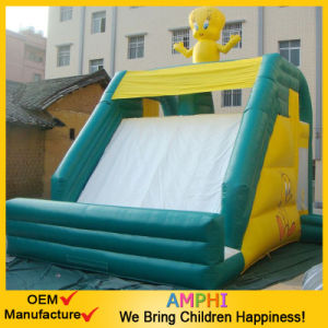 Tweety Animals Slide Inflatable Slide for Kids Play