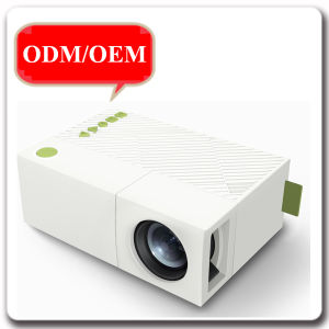 600 Lumens 1080P HD Micro USB Home Digital Mini LED Projector pictures & photos