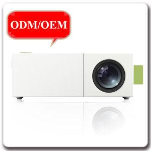 2016 Hot Sale 1080P Multimedia 3D Mini Pocket Size LED Projector pictures & photos