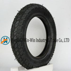 Wear-Resistant Rubber Wheel for Platform Trucks Wheel (3.00-10) pictures & photos