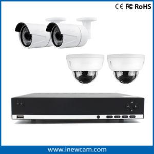 16CH 4 Megapixel P2p CCTV Security Poe NVR pictures & photos
