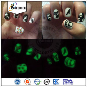 Glow Powder for Nail Polish pictures & photos