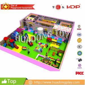 2015 Indoor Cute Playground HD15b-060A pictures & photos