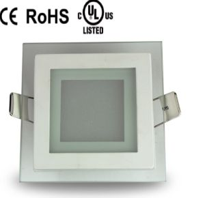 3W 6W 12W 18W LED Square Down Ceiling Light Downlight pictures & photos