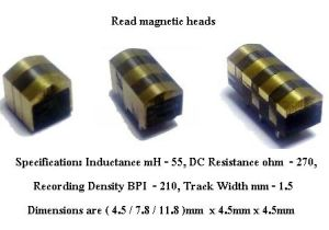 4.5mm 3 Track Small Head pictures & photos