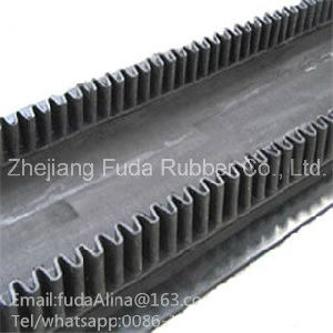 Low Cost High Quality Large Slope Sidewall Conveyor Belt and Rubber Ep Conveyor Belting pictures & photos