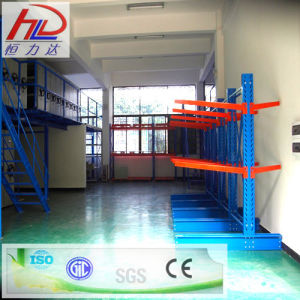 Warehouse Storage Cantilever Steel Racks pictures & photos