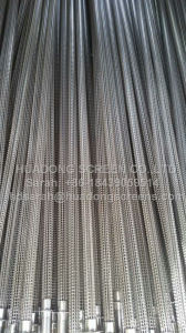 Perforated Drill Pipe Screen Spill for Drilling Fluid Filtration pictures & photos