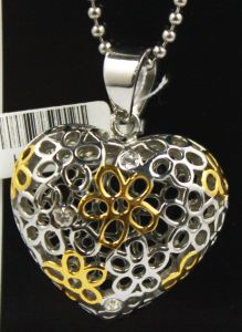 Hot Sales 2017 Stainless Steel Heart Jewelry Pendant for Women pictures & photos