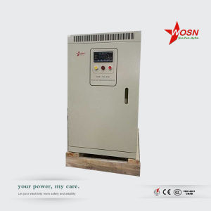 SBW-320kVA Usage and AC Current Type Three Phase Voltage Stabilizer