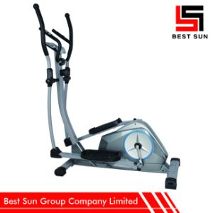 Gym Elliptical Cross Bike Trainer with Pulse Sensors pictures & photos