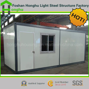 Prefabricated Porta Cabins Container House for Private Living Accommodation pictures & photos