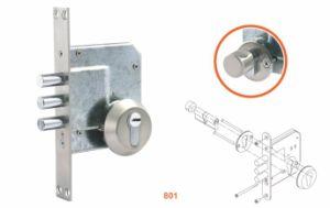 Iron/Zinc Safe Door Lockbody/Security Door Lock (801) pictures & photos