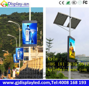 Mobile Phone Seller Great Fashion Advertising LED Display in Smart Phone Design