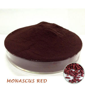 Red Yeast Rice Extract Powder Monascus Red pictures & photos