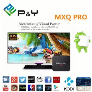 Mxq PRO S905 Quad Core Android5.1 Set Top Box pictures & photos
