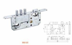Iron/Zinc Safe Door Lock Body/Security Door Lock (802) pictures & photos