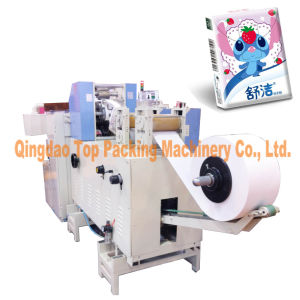 Wallet Paper Tissues Folding Making Equipment pictures & photos