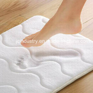 Soft Memory Foam Bath Mat pictures & photos