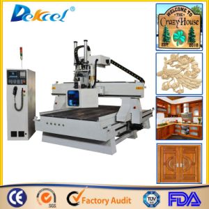 Atc Wood CNC Router Engraving and Cutting Advertising Boards 1325 pictures & photos