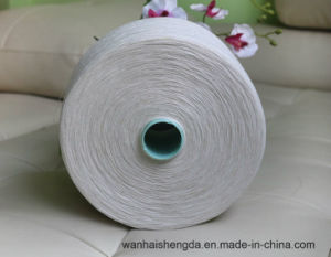 100% Flax Fiber Linen Yarn for Weaving and Knitting pictures & photos
